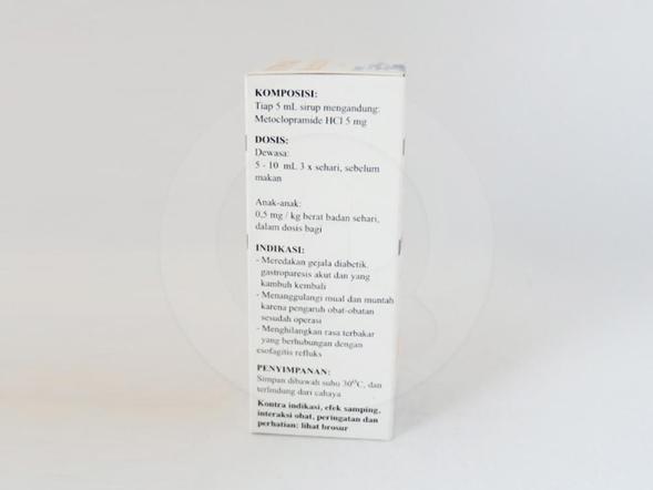 Vopram adalah obat yang digunakan untuk meredakan gejala diabetik gastroparesis akut, menanggulangi mual dan muntah setelah operasi