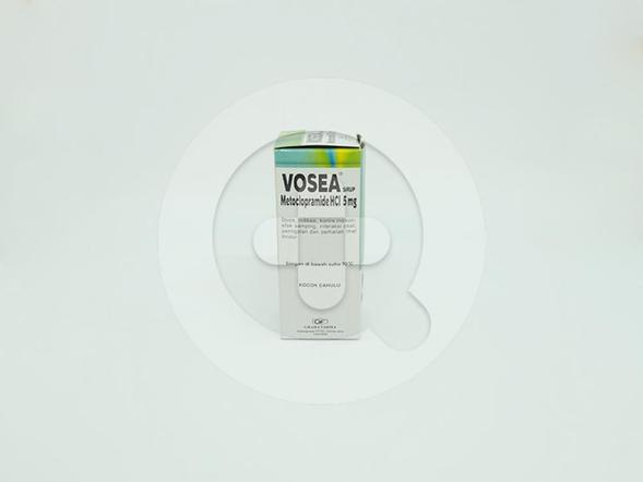 Vosea sirup 30 ml adalah obat untuk menanggulangi beberapa masalah pencernaan.