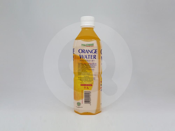 You-C1000 Orange Water adalah minuman yang dapat menggantikan elektrolit dan cairan tubuh