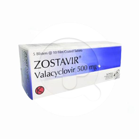 Zostavir tablet adalah obat untuk mengatasi infeksi virus.