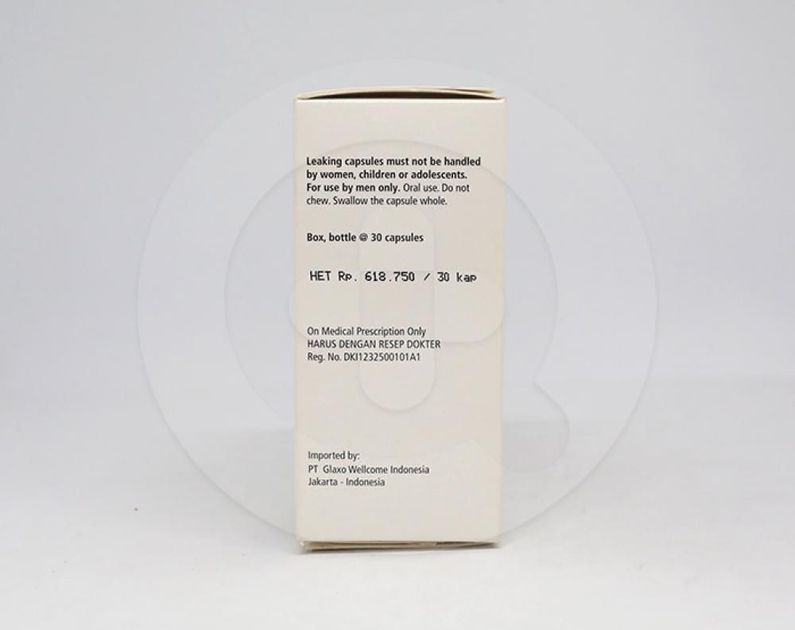 Duodart Kapsul Manfaat Dan Indikasi Obat Dosis Efek Samping