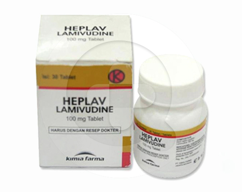 Heplav Tablet 100 Mg Manfaat Dan Indikasi Obat Dosis Efek Samping