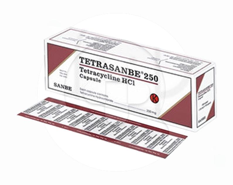 Tetrasanbe Kapsul | Informasi Obat, Dosis, Efek Samping