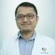 dr. Bondan Herwindo, Sp.THT-KL merupakan dokter spesialis THT di RSUD Pasar Minggu di Jakarta Selatan