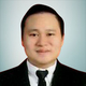 dr. Gunterus Evans, Sp.THT-KL merupakan dokter spesialis THT di RS Pluit di Jakarta Utara