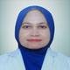 dr. Henny Luthfianingrum, Sp.KFR merupakan dokter spesialis kedokteran fisik dan rehabilitasi di RSUD Cibabat di Cimahi