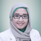 dr. Herlina, Sp.A merupakan dokter spesialis anak di RSIA Tambak di Jakarta Pusat
