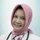 dr. Hj. Farida Nurhayati, Sp.THT-KL, M.Kes merupakan dokter spesialis THT di RS Graha Juanda di Bekasi