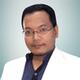 dr. Iqbal, Sp.M merupakan dokter spesialis mata di RSU Sri Pamela di Tebing Tinggi