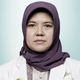 dr. Kemala Dewi, Sp.M merupakan dokter spesialis mata di RSUP Fatmawati di Jakarta Selatan
