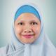 dr. Maimanati Aina Rusdi, Sp.Rad merupakan dokter spesialis radiologi
