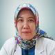 dr. Nilam Suri, Sp.THT-KL merupakan dokter spesialis THT di RSU Permata Bunda Medan di Medan