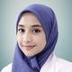 dr. Nur Intan, Sp.M merupakan dokter spesialis mata di RS Haji Jakarta di Jakarta Timur