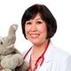 dr. Pingkan Palilingan, Sp.A merupakan dokter spesialis anak di Eka Hospital BSD di Tangerang Selatan