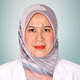 dr. Putri Khaerani, Sp.KFR merupakan dokter spesialis kedokteran fisik dan rehabilitasi di RSIA Al-Islam Bandung di Bandung