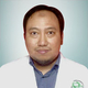 dr. Raden Mohamad Krisna Wicaksono Barata, Sp.THT-KL merupakan dokter spesialis THT di RS Pusat Otak Nasional di Jakarta Timur