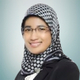 dr. Sally Mahdiani Sabarudin, Sp.THT-KL, M.Kes merupakan dokter spesialis THT di RSUP Dr. Hasan Sadikin di Bandung