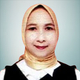 dr. Yustia Tuti, Sp.KN merupakan dokter spesialis kedokteran nuklir di RS Kanker Dharmais di Jakarta Barat