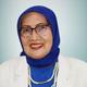drg. Hj. Alma Wirena merupakan dokter gigi di RS Mitra Sejati di Medan