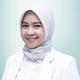drg. Eka Sabaty Shofiyah, Sp.KGA merupakan dokter gigi spesialis kedokteran gigi anak di Klinik Gigi Audy Dental Bogor di Bogor