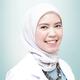 drg. Eva Yuli Andari, MA merupakan dokter gigi di Klinik Gigi Audy Dental Bekasi di Bekasi