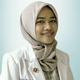 drg. Hj.  Elah Nurlaela merupakan dokter gigi di RSIA Sentul Cikampek di Karawang