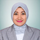 drg. Mega Rafika, Sp.PM merupakan dokter gigi spesialis penyakit mulut di RSUD Banjar di Banjar Jawa Barat