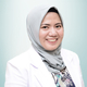 drg. Widia Hafsyah Sumarlina Ritonga, Sp.Perio merupakan dokter gigi spesialis periodonsia