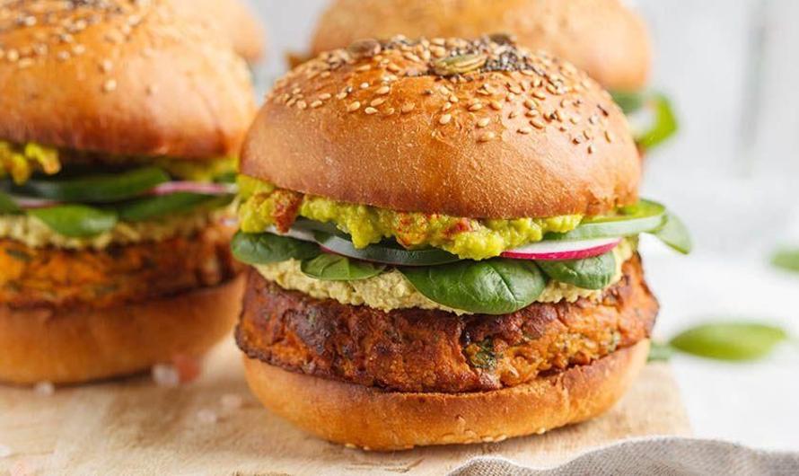 cara membuat burger yang sehat dan tetap lezat 1572575716 Resep Indonesia CaraBiasa.com