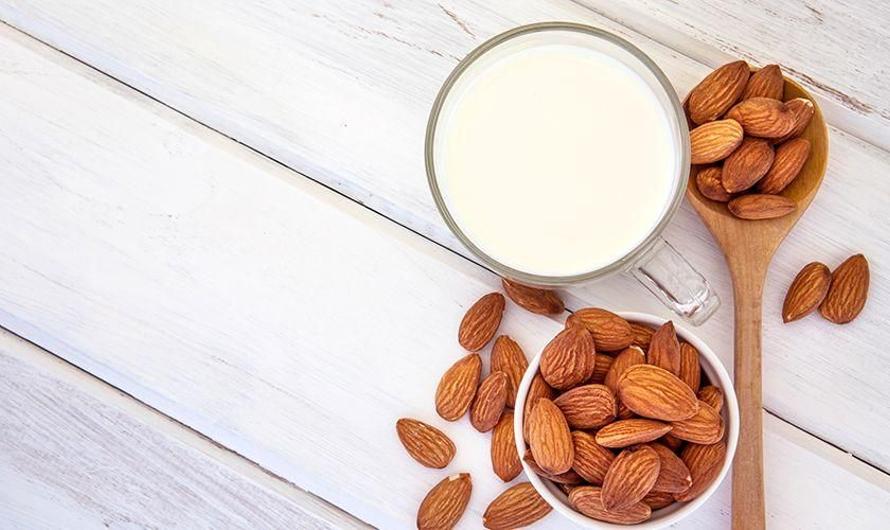 Alergi Susu Sapi? Coba Susu Almond Sebagai Alternatif
