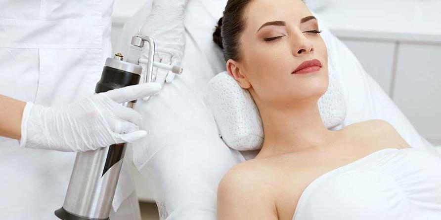 Oxy facial akan memberikan oksigen tekanan tinggi pada kulit