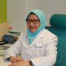 dr. Heny Syahrini, Sp.PD-KHOM, M.Ked, FINASIM