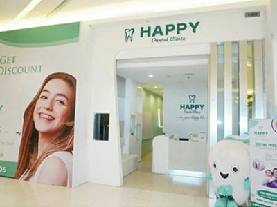 Happy Dental Clinic Baywalk di Jakarta Utara
