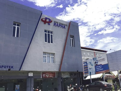 Klinik Diagnostik Rapha di Kendari