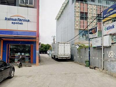 Klinik Kimia Farma Cipondoh di Tangerang