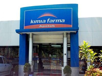 Klinik Kimia Farma 0173 - Sanur di Denpasar