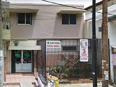 Klinik Pesona Medika di Jakarta Barat