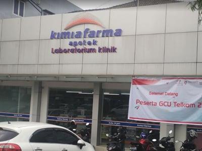 Laboratorium Klinik Kimia Farma Palembang