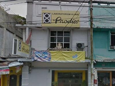 Laboratorium Klinik Prodia Teluk Betung di Bandar Lampung