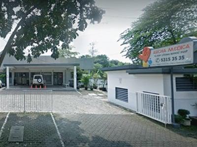 RS Bersalin Archa Medica di Tangerang Selatan