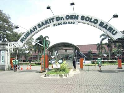 RS Dr. Oen Solo Baru