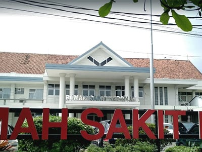 RS Kebon Jati di Bandung