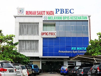 RS Mata Pekanbaru Eye Center