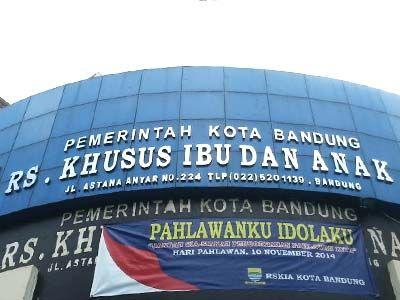 RSKIA Kota Bandung di Bandung