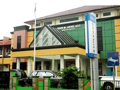 RSUD Dr. Abdul Aziz Singkawang