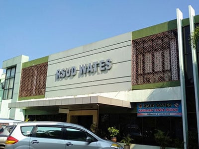 RSUD Wates