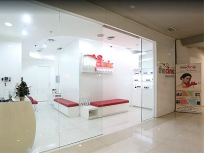 The Clinic Beautylosophy - Central Park Mall