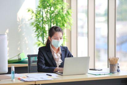 7 Cara Cegah Virus Corona di Tempat Kerja Saat New Normal