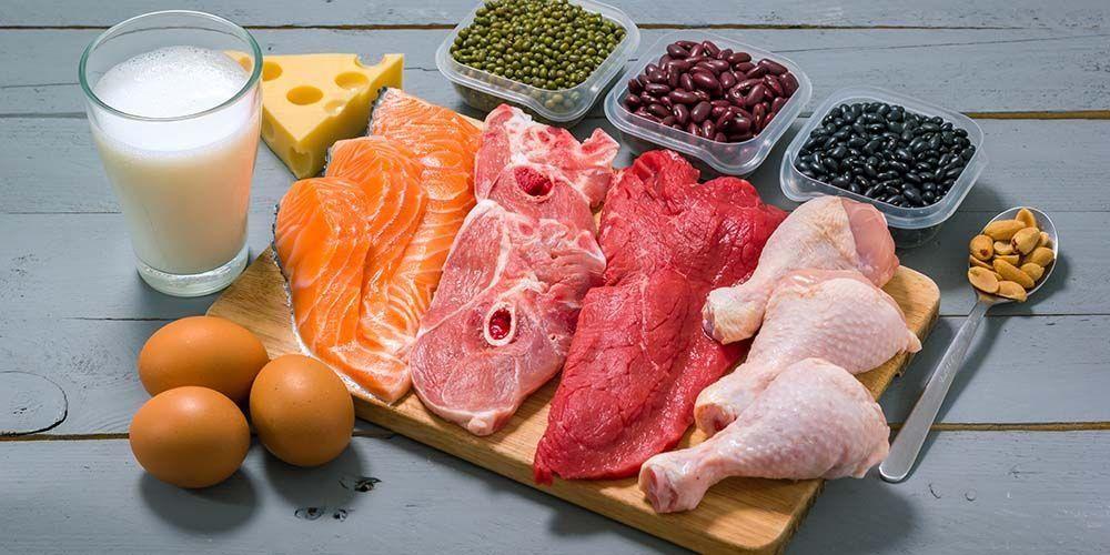 Perbedaan protein nabati dan hewani adalah dari sumbernya