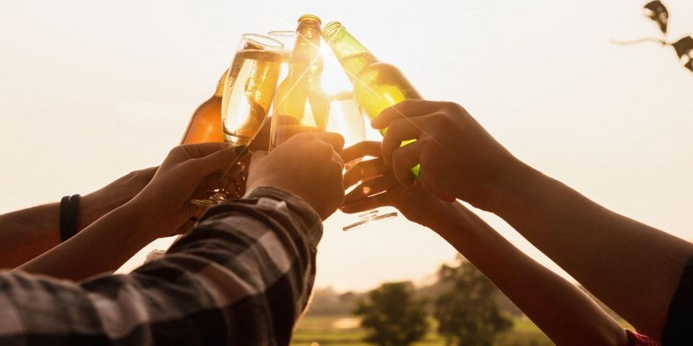 Manfaat alkohol bisa didapatkan tubuh selama tidak dikonsumsi berlebihan